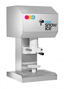 New Snow Ice Eismaschine